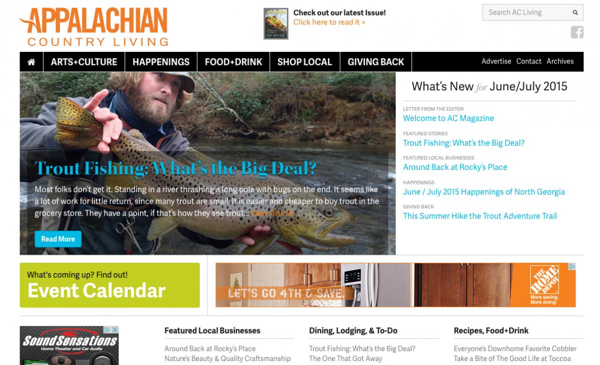 Appalachian Country Living Magazine